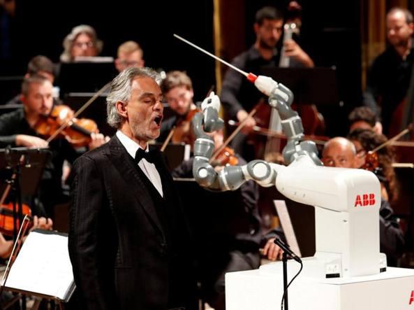 Bocelli primo in hit parade Usa e GB